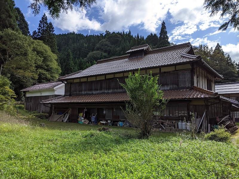 板井原伝統的建造物群保存地区