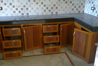 matharu and company – Aluminium modular kitchenJalandhar