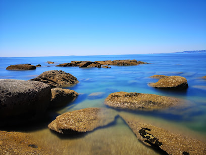 Praia Punta Carreirón
