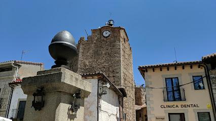 Muralla y Torre del Reloj