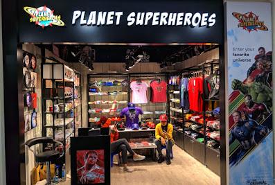 Planet Superheroes – AizawlAizawl