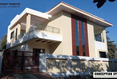 Architect Ashwajit WarthiAmravati