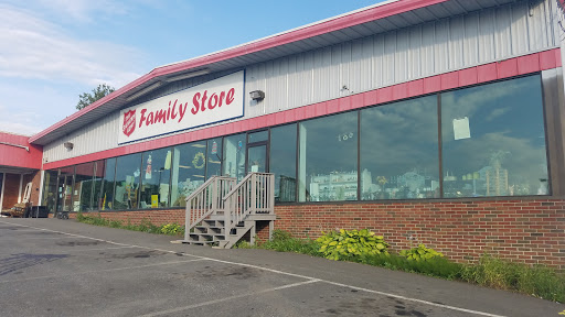Salvation Army Family Store, 585 Broadway, Bangor, ME 04401, Thrift Store