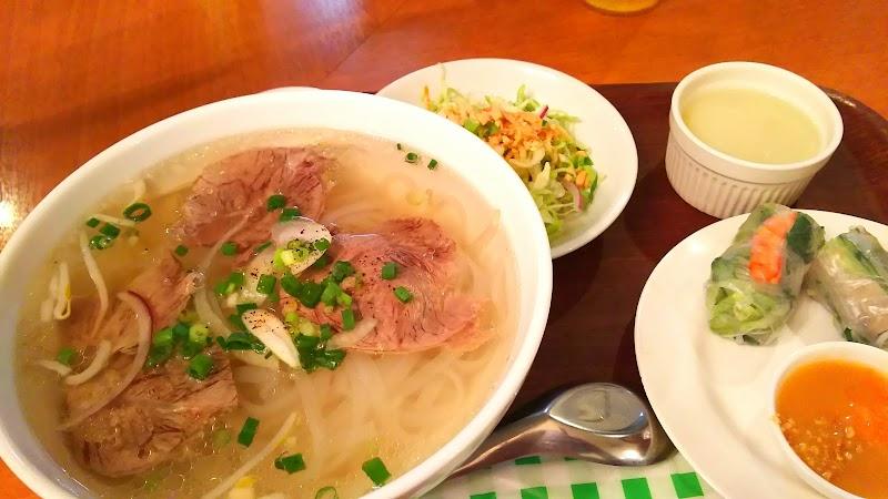 ベトナム食堂フォーホア