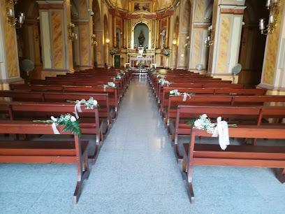Parroquia de Nuestra Señora de la Salceda