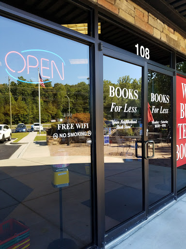 Book Store Books For Less Reviews And Photos 2815 Buford Dr