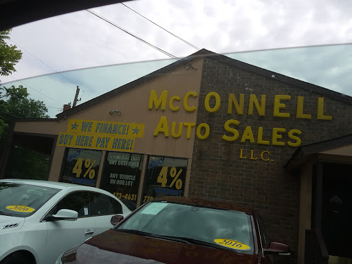 Used Car Dealer Mcconnell Auto Sales Reviews And Photos 7704 N