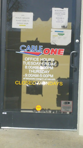 Internet Service Provider «Cable ONE - Columbus», reviews and photos, 319 College St, Columbus, MS 39701, USA