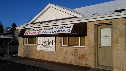 Hewlett Life and Health Insurance, 123 S Main St #6, Heber City, UT 84032, Insurance Agency
