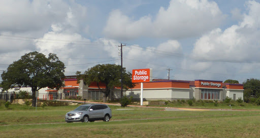 Self-Storage Facility «Public Storage», reviews and photos, 2300 S Interstate Hwy 35, Georgetown, TX 78626, USA
