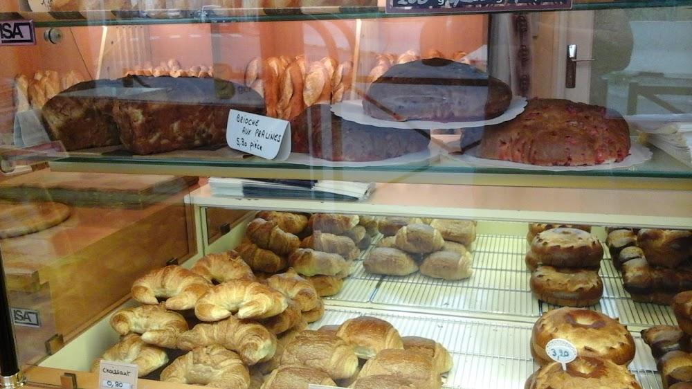 Boulangerie pâtisserie Husson Alain Toulon-sur-Arroux