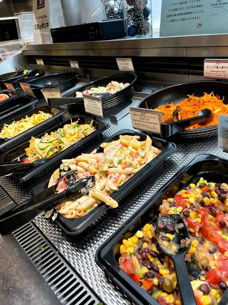 シズラー 大塚 【大塚駅】新鮮野菜やデリサラダが最高。世界5ヶ国で愛されるビュッフェ「シズラー(Sizzler)」