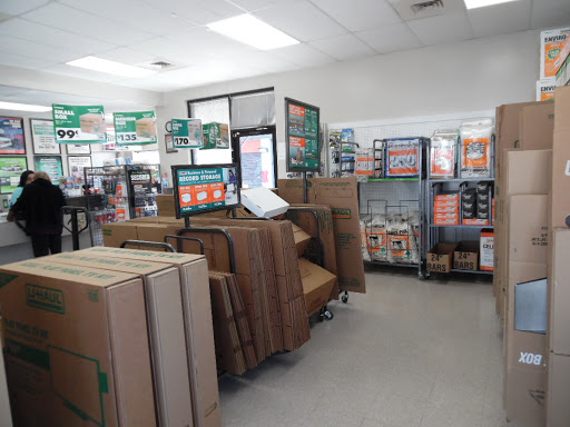 RV Storage Facility «U-Haul Moving & Storage at Dairy Ashford», reviews and photos