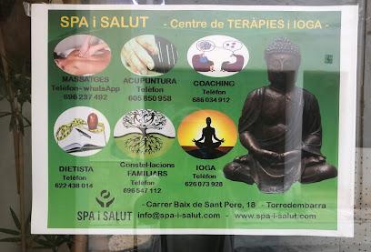 imagen de masajista Masaje y Spa I Salut