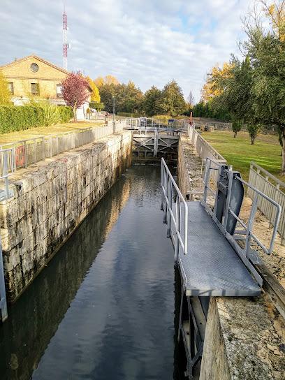 Esclusa 42, Canal de Castilla