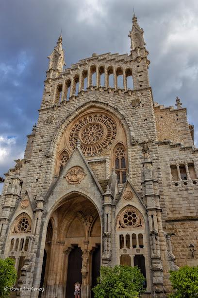 Església parroquial de Sant Bartomeu de Sóller