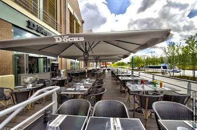 photo du restaurant Brasserie Les Docks