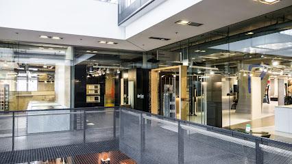 """Tile store Kerana Fliesen- und Natursteinhandel GmbH im """"stilwerk"""" Berlin"""