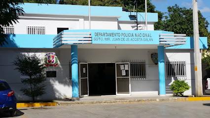 Departamento Policia Nacional SGTO. MR. Juan De JS. Acosta Galan