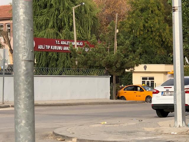 Adli Tıp Ankara Grup Başkanlığı
