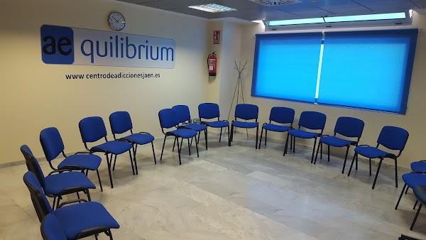 Centro de adicciones Aequilibrium Jaen