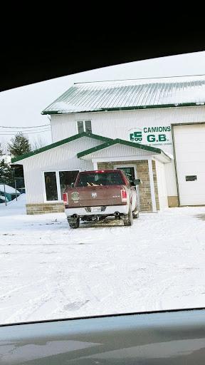 Truck Repair Camions G B Inc in Victoriaville (Quebec) | AutoDir