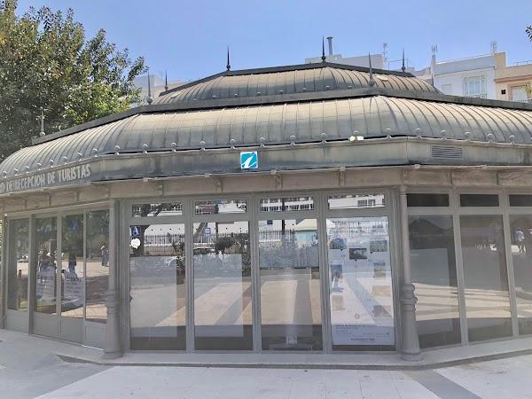 Centro de Recepción Turística del Ayuntamiento de Cádiz
