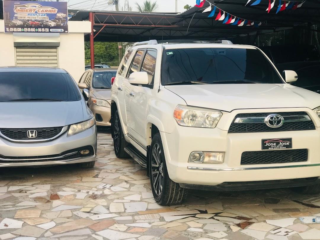 Imbert caribe rent car