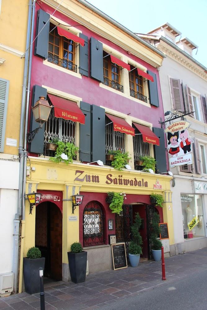photo du resaurant Restaurant Zum Sauwadala