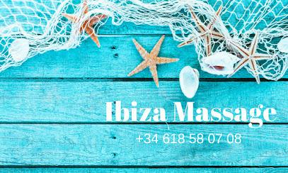 imagen de masajista Hotel massage Ibiza