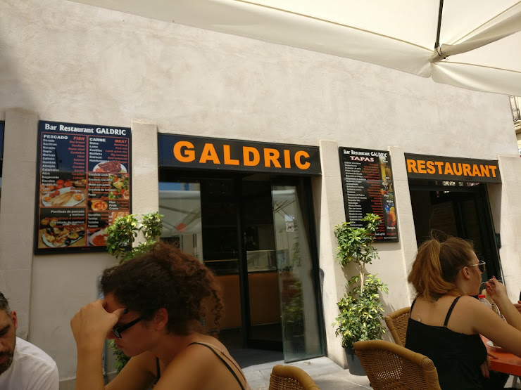 Bar Restaurant Galdric Munell Bayés Passatge de la Virreina, 2, 08001 Barcelona