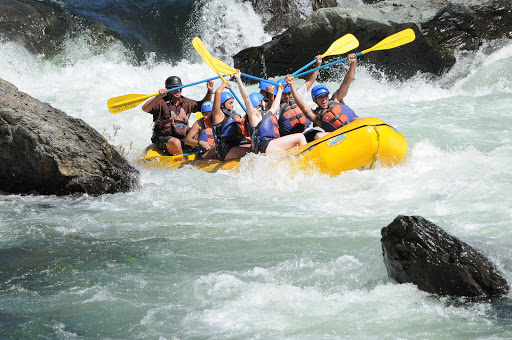 Raft Trip Outfitter «Tributary Whitewater Tours - American River Rafting», reviews and photos, 6400 CA-49, Lotus, CA 95651, USA