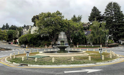 The Fountain at The Circle