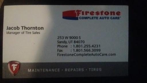 Tire Shop Firestone Complete Auto Care Reviews And Photos 253 W