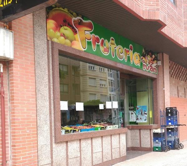 Frutas Iván