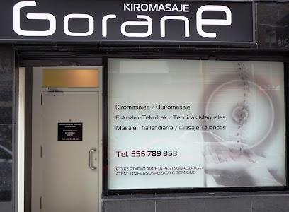 imagen de masajista Kiromasaje Gorane