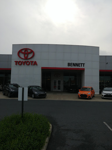 Toyota Dealer «Bennett Toyota», Reviews And Photos, 1951 Lehigh St,  Allentown, PA 18103, USA