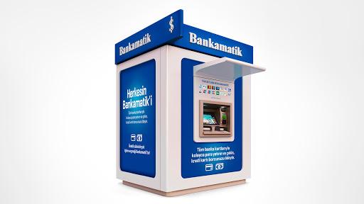 Türkiye İş Bankası Bankamatik