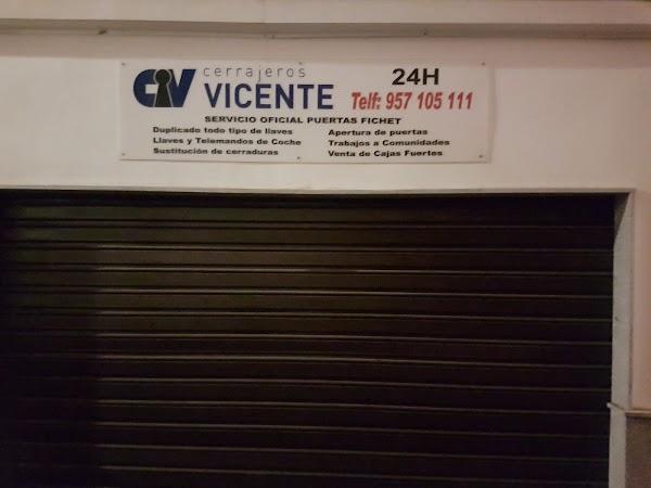 Cerrajería Vicente