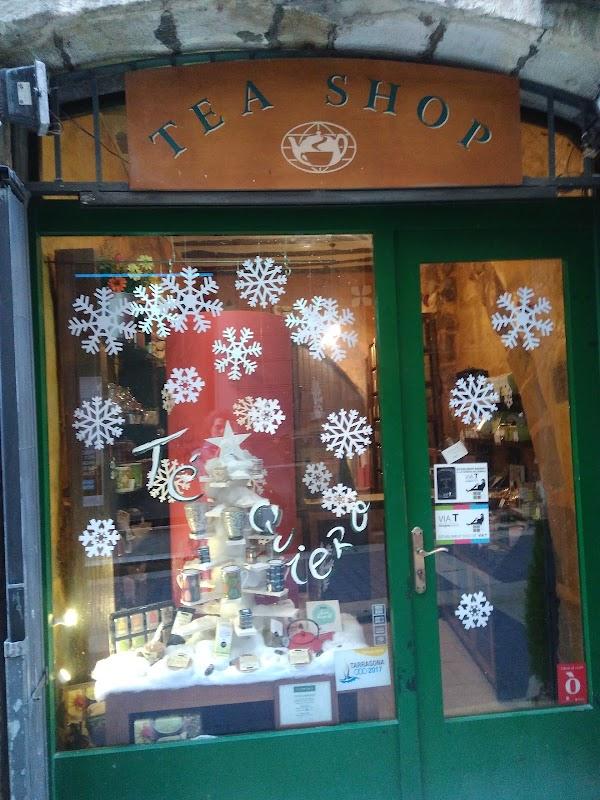 Tea Shop Tarragona