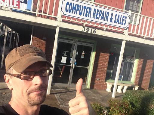 Computer Repair Service «The Silicon Savior Computer Repair Service», reviews and photos, 3916 Carolina Beach Rd #102, Wilmington, NC 28412, USA