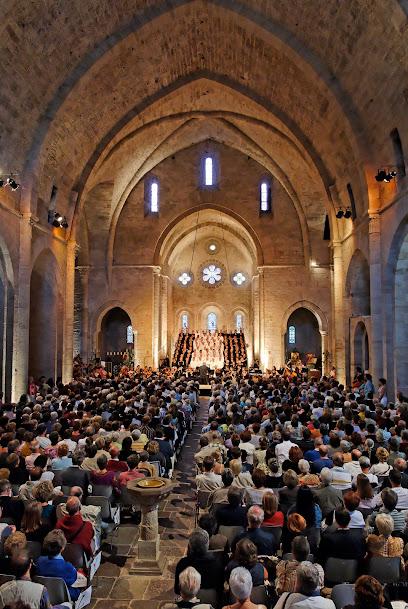 Sylvanès Abbey - Cultural Centre meeting