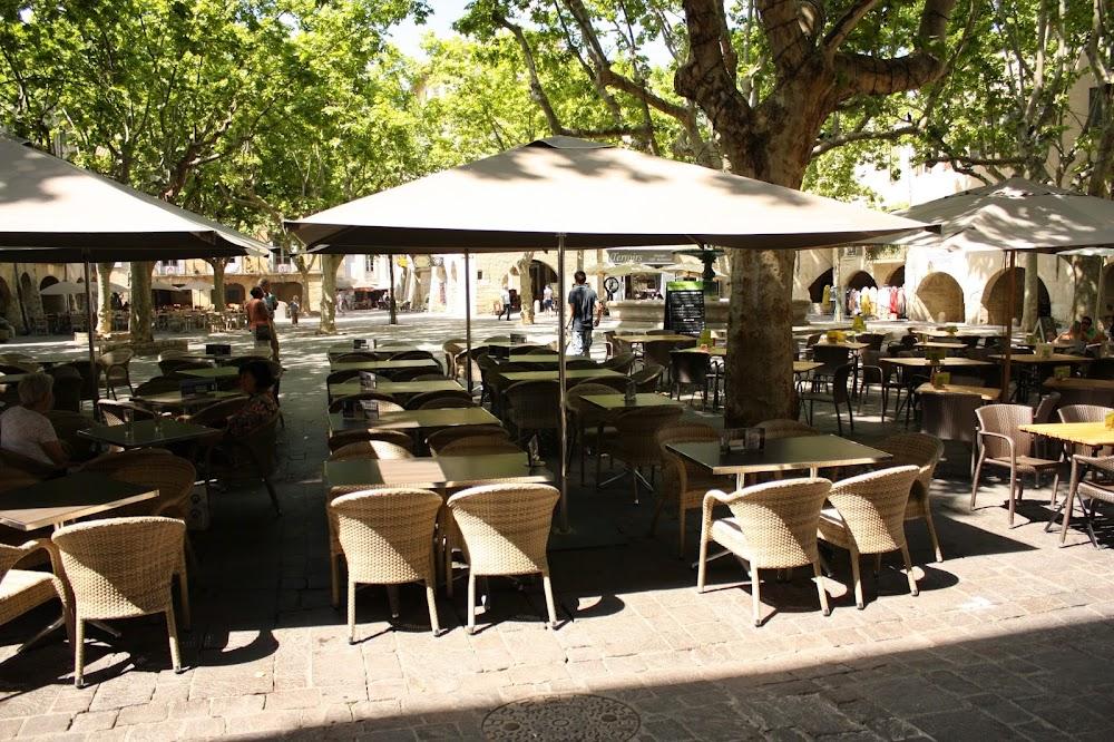 photo du resaurant Le Café de L'Oustal