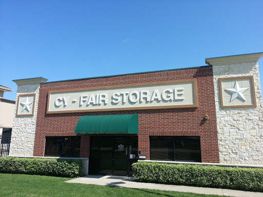 Cy-Fair Storage, 11650 Barker Cypress Rd, Cypress, TX 77433, Self-Storage Facility