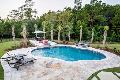 Swimming Pool Contractor «Heritage Pools LLC», reviews and photos