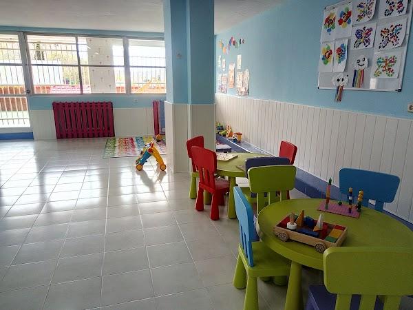 Escuela de Educación Infantil Pinceladas