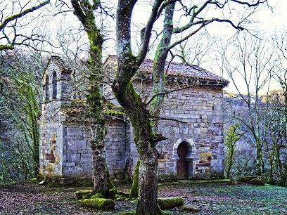 Ermita de San Román de Moroso