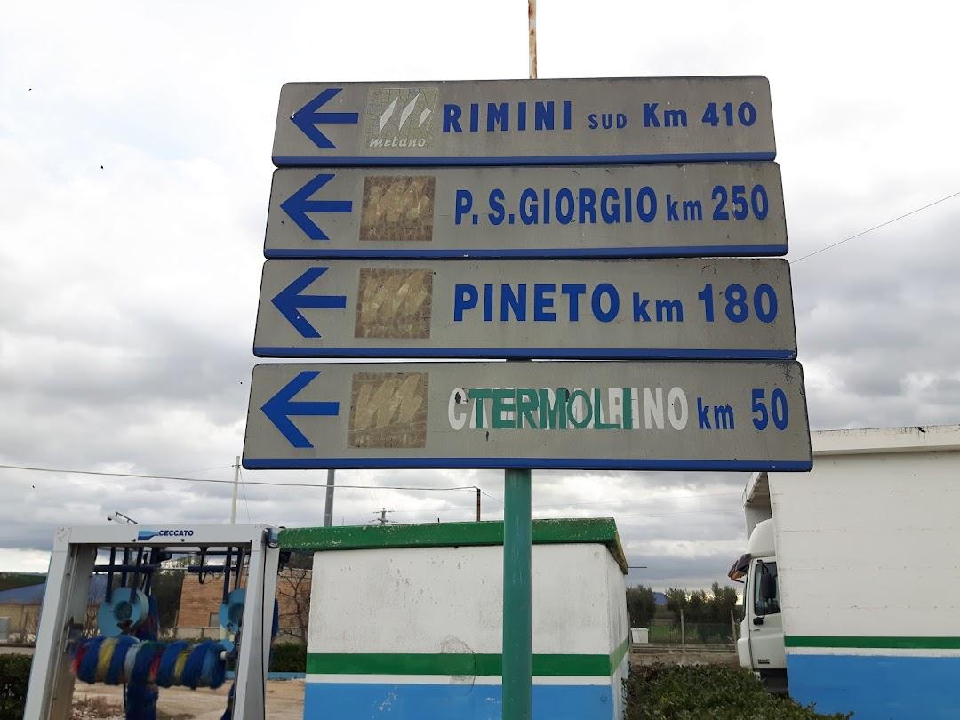 Cartina Distributori Metano Puglia.Metano Auto Indipendente Nella Citta San Severo