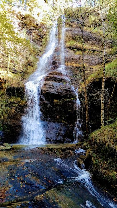 Cascada Uguna