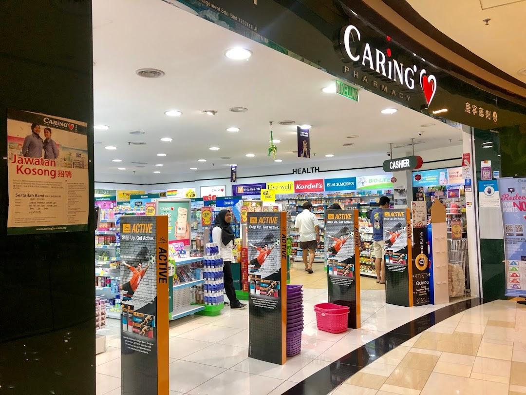 CARiNG Pharmacy Komtar JBCC, Johor Bahru